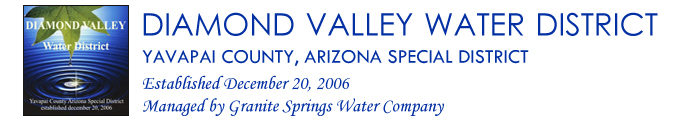 Diamond Valley Water District